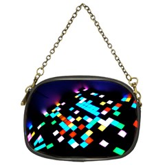 Dance Floor Chain Purses (one Side)