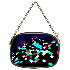 Dance Floor Chain Purses (two Sides)