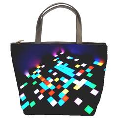 Dance Floor Bucket Bags