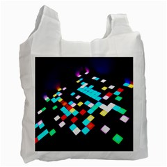 Dance Floor Recycle Bag (two Side)