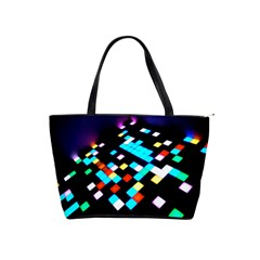 Dance Floor Shoulder Handbags