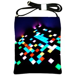 Dance Floor Shoulder Sling Bags
