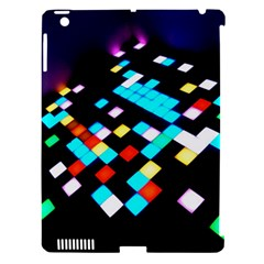Dance Floor Apple Ipad 3/4 Hardshell Case (compatible With Smart Cover)