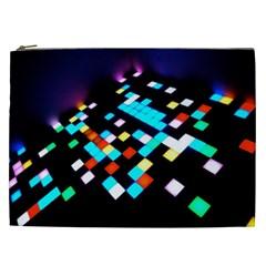Dance Floor Cosmetic Bag (xxl)