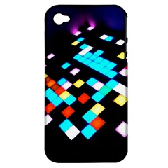 Dance Floor Apple Iphone 4/4s Hardshell Case (pc+silicone)