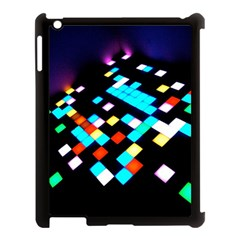 Dance Floor Apple Ipad 3/4 Case (black)