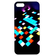 Dance Floor Apple Iphone 5 Hardshell Case With Stand