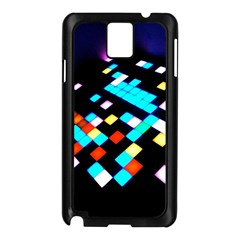 Dance Floor Samsung Galaxy Note 3 N9005 Case (black)