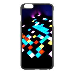 Dance Floor Apple Iphone 6 Plus/6s Plus Black Enamel Case