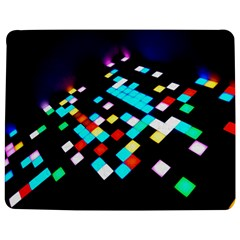 Dance Floor Jigsaw Puzzle Photo Stand (Rectangular)