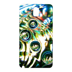 Dark Abstract Bubbles Samsung Galaxy Note 3 N9005 Hardshell Back Case