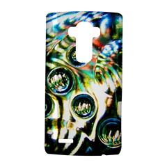 Dark Abstract Bubbles LG G4 Hardshell Case