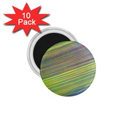 Diagonal Lines Abstract 1.75  Magnets (10 pack)