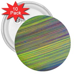 Diagonal Lines Abstract 3  Buttons (10 Pack)