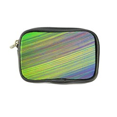 Diagonal Lines Abstract Coin Purse