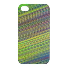 Diagonal Lines Abstract Apple Iphone 4/4s Premium Hardshell Case