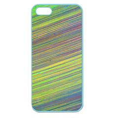 Diagonal Lines Abstract Apple Seamless Iphone 5 Case (color)