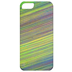 Diagonal Lines Abstract Apple Iphone 5 Classic Hardshell Case