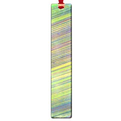 Diagonal Lines Abstract Large Book Marks
