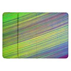 Diagonal Lines Abstract Samsung Galaxy Tab 8 9  P7300 Flip Case
