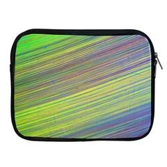 Diagonal Lines Abstract Apple Ipad 2/3/4 Zipper Cases