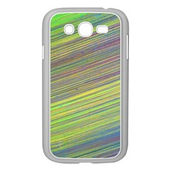 Diagonal Lines Abstract Samsung Galaxy Grand Duos I9082 Case (white)