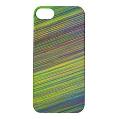 Diagonal Lines Abstract Apple Iphone 5s/ Se Hardshell Case