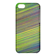 Diagonal Lines Abstract Apple Iphone 5c Hardshell Case