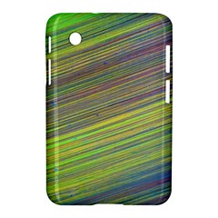 Diagonal Lines Abstract Samsung Galaxy Tab 2 (7 ) P3100 Hardshell Case