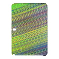 Diagonal Lines Abstract Samsung Galaxy Tab Pro 10 1 Hardshell Case
