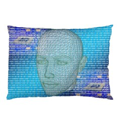 Digital Pattern Pillow Case