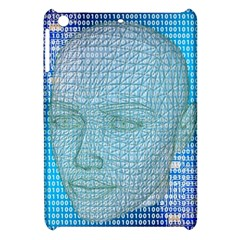 Digital Pattern Apple Ipad Mini Hardshell Case