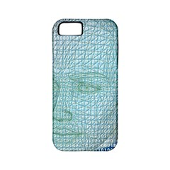 Digital Pattern Apple Iphone 5 Classic Hardshell Case (pc+silicone)