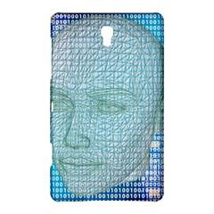 Digital Pattern Samsung Galaxy Tab S (8 4 ) Hardshell Case