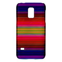 Fiesta Stripe Colorful Neon Background Galaxy S5 Mini