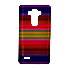 Fiesta Stripe Colorful Neon Background Lg G4 Hardshell Case