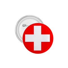 Flag Of Switzerland 1 75  Buttons