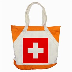 Flag Of Switzerland Accent Tote Bag