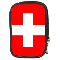 Flag Of Switzerland Compact Camera Cases