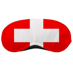 Flag Of Switzerland Sleeping Masks