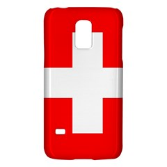 Flag Of Switzerland Galaxy S5 Mini