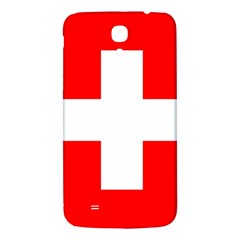 Flag Of Switzerland Samsung Galaxy Mega I9200 Hardshell Back Case