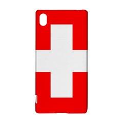 Flag Of Switzerland Sony Xperia Z3+