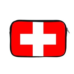 Flag Of Switzerland Apple Macbook Pro 13  Zipper Case
