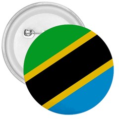Flag Of Tanzania 3  Buttons