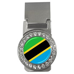 Flag Of Tanzania Money Clips (cz)