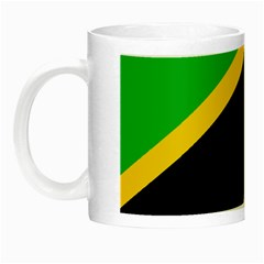 Flag Of Tanzania Night Luminous Mugs