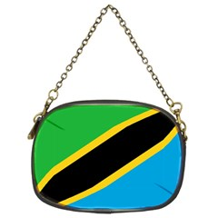 Flag Of Tanzania Chain Purses (Two Sides)
