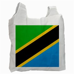 Flag Of Tanzania Recycle Bag (One Side)