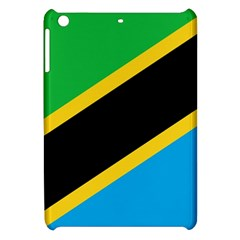 Flag Of Tanzania Apple Ipad Mini Hardshell Case